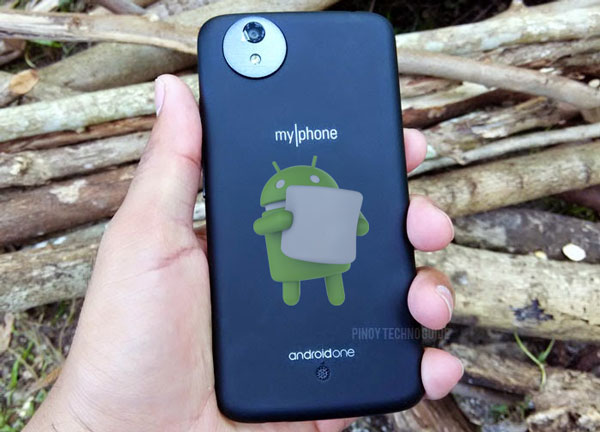 Android One Marshmallow update