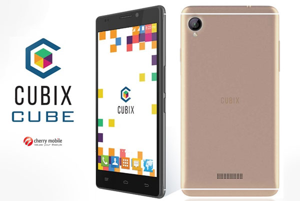 Cherry Mobile Cubix Cube