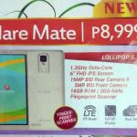Cherry Mobile Flare Mate with Finger Print Sensor and 6-Inch Display Leaks – Specs, Price and Features Revealed