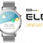 Elephone Ele is a ₱5000 Android Wear Smartwatch with Circular Display