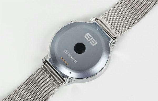 Elephone Ele smartwatch underside