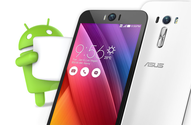 ASUS ZenFone Marshmallow Update