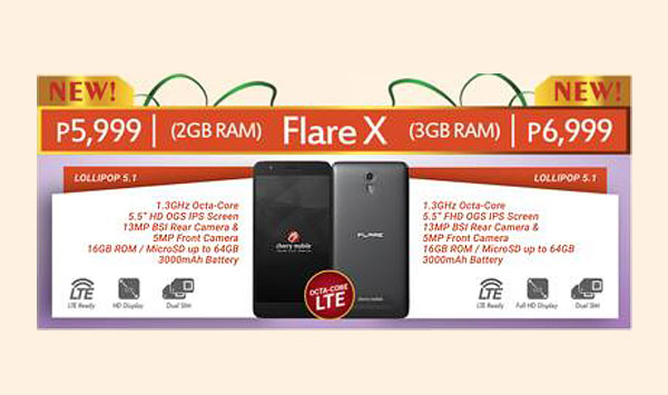 Cherry-Mobile-Flare-X-2GB-RAM-version