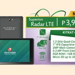 Cherry Mobile Superion Radar LTE – 4G Tablet Now Available for ₱3,999 Official SRP
