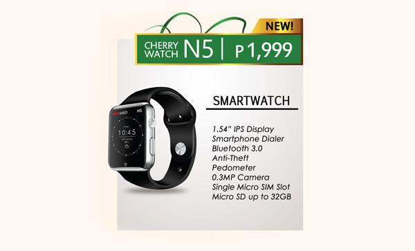 Cherry-Mobile-Watch-N5