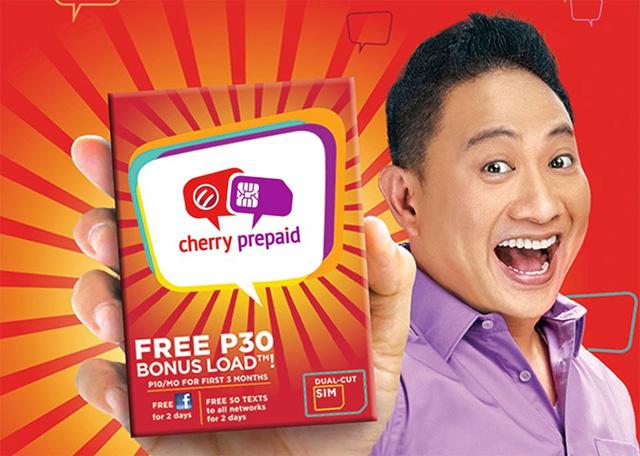 Cherry Prepaid SIM Card
