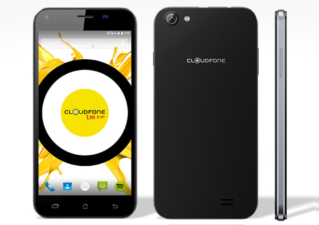 CloudFone Excite LTE