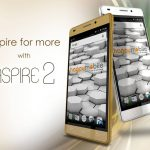 Happy Mobile Aspire 2 Has an Aluminum Frame and Glass Back Cover for ₱4,999