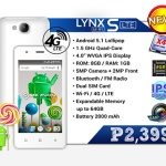 SKK Lynx S LTE Mini is a 4G LTE Smartphone for ₱2,399 Only – Full Specs and Features