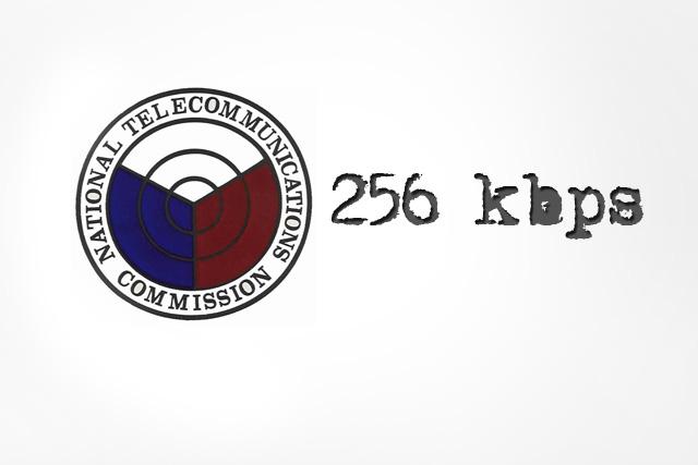 NTC 256kbps