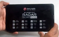 Cherry Mobile Superion Radar Quad Plus