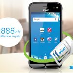 Smart Offers the MyPhone My28 for ₱888 with Free Internet, Load Rebates and a Sports Watch