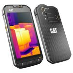 CAT S60 is World's First Smartphone with Thermal Camera in a Rugged Body