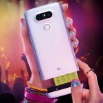 LG G5 Boasts Modular Design to Enhance Camera, Battery and Audio