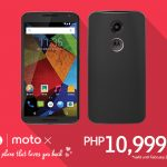 Sale Alert: Motorola Drops Moto X (2nd Gen) Price to ₱10,999 in the Philippines