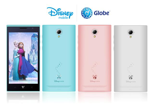 Disney-Mobile-smartphones-Globe-Telecom-Philippines