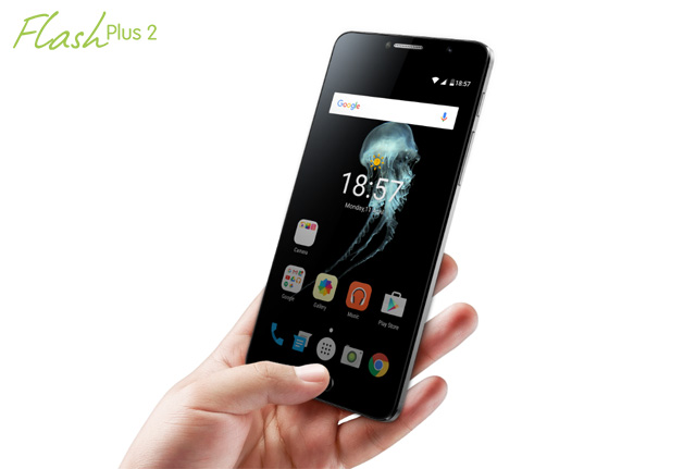 Flash Plus 2 fingerprint sensor