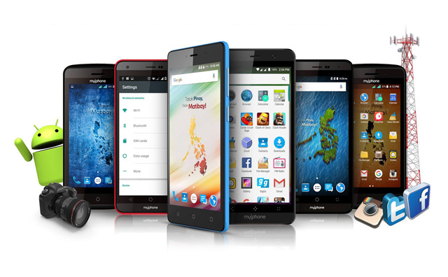 MyPhone Launches Digital TV Equipped Smartphone Lineup ...