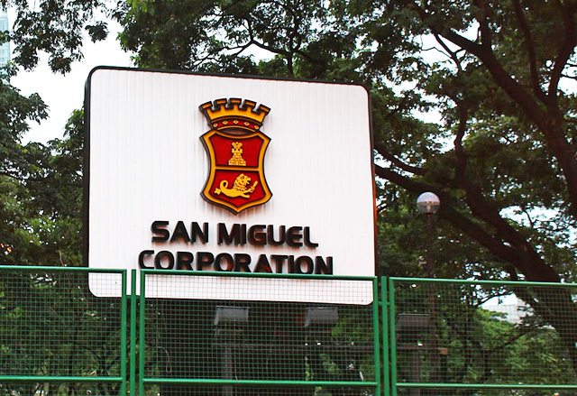 San Miguel Corporation logo