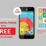O+ USA Online Supreme Kit Offers a SIM and Smartphone Bundle with FREE Mobile Internet, Texts and App Access