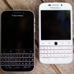 Blackberry Stops Production of Blackberry Classic with Physical Qwerty Keyboard
