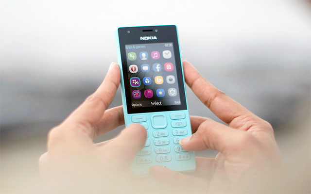 Microsoft Introduces a New Phone Though Simple, The Nokia 216
