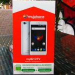 MyPhone my92 DTV; A smartphone with Big Battery and Full Seg Digital TV