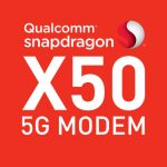 Qualcomm Announces Snapdragon X50 5G Modem with Up to 5 Gigabit per second Download Speed