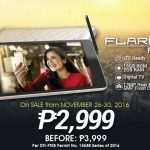 Cherry Mobile Flare S Play on Sale with ₱1000 Discount for ₱2,999