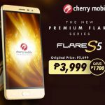 Cherry Mobile Flare S5 Gets HUGE Discount with Freebies for a Day in an All Out Sale
