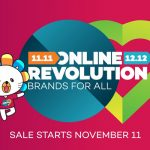 Biggest Online SALE in the Philippines Starts on November 11