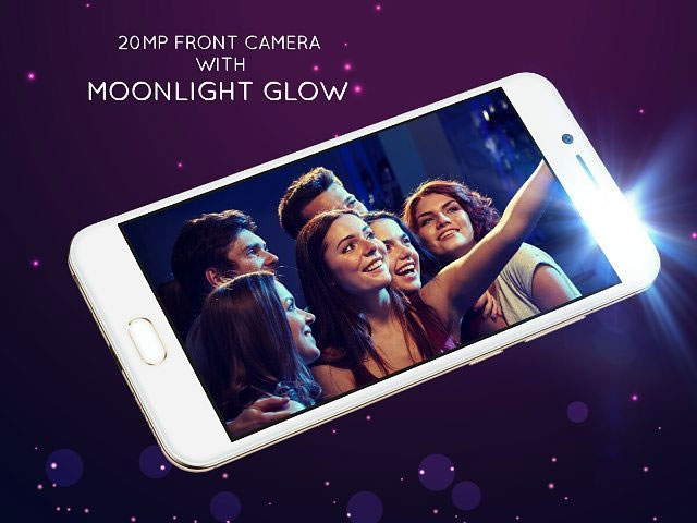 Vivo V5 Smartphone has 20MP Selfie Camera for ₱12,990