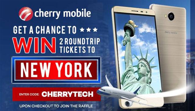 Cherry Mobile & Lazada Trip to New York