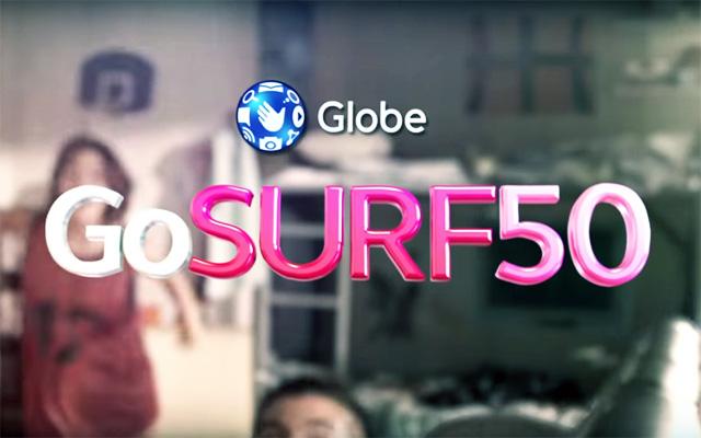 Globe-GoSURF50
