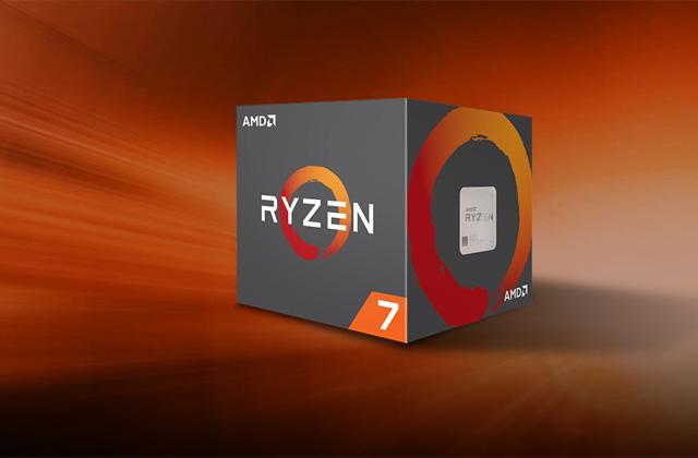 AMD Ryzen 7.