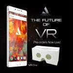 Arsenal VR One has 5.2-inch LTPS Display, Free VR Headset and Octa Core Processor