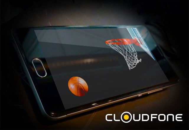 Cloudfone NBA Edition.