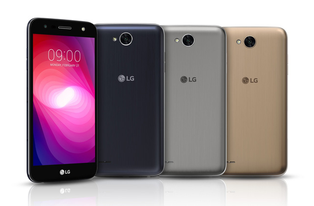 The LG X Power2 comes in several color options.