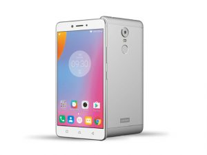 The Lenovo K6 Note.