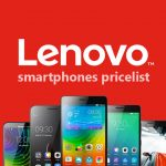 Lenovo Philippines Smartphones Pricelist