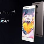 The OnePlus 3T smartphone has Dash Charge technology.