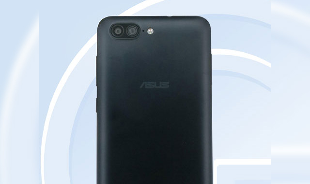 The ASUS Zenfone Go 2 shows its dual rear cameras on TENAA.
