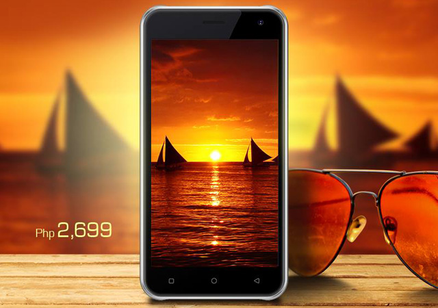 Meet the Cherry Mobile Flare J1 2017 smartphone.