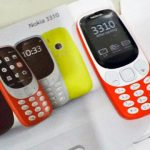 One Hundred Units of Nokia 3310 (2017) Seized at NAIA for Illegal Importation