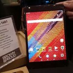Brown Tab 1 has Deca Core Processor, Retina Display and Fingerprint Sensor