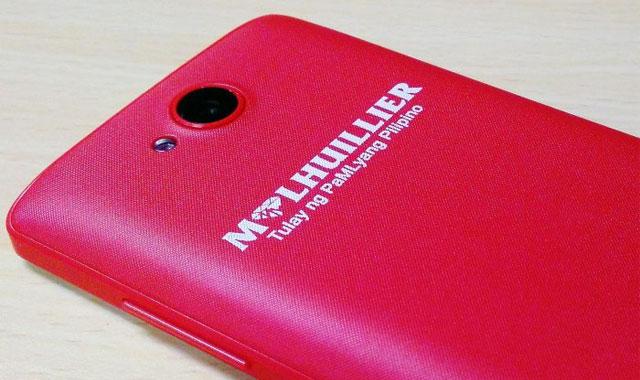 Meet the M Lhuillier smartphone!