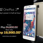 Digital Walker Offers OnePlus 3T with ₱5000 Price Drop