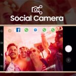 Samsung calls it the Social Camera.