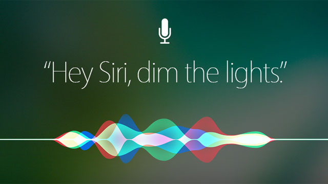 You'll be closer than ever to Siri.