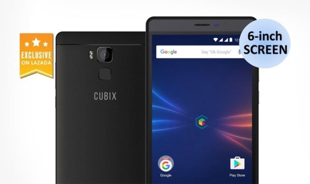 Meet the new Cherry Mobile Cubix Cube Max!